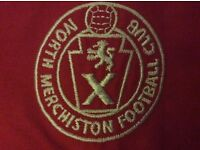 North Merchiston FC looking for players born in 2004