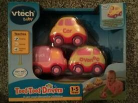 Brand New Toot Toot Cars In Box