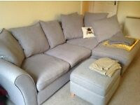URGENT SALE REQUIRED! Great condition l shape sofa as new!!