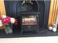 Electric Fire - Dimplex - small free standing