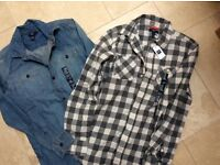 Brand new Debenhams shirts