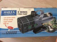 Hailea S 20000 Pond Pump
