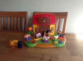Playmobil 123 Farm from Smoke Free Home