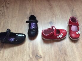 Little girls shoes