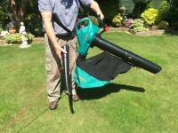 BOSCH ALS 30 Blower and Vacuum