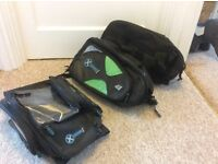 Oxford 1st Time Motorcycle Panniers and Tank Bag