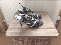 RIVER ISLAND - EVENING HEELS SIZE 7
