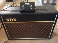 Vox AC 15C amplifier fantastic condition