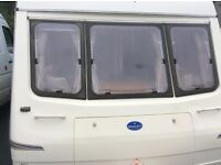 Bailey discovery manta 2 berth with motor mover