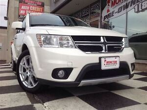2015 Dodge Journey R/T 7 Seater w/ DVD Player and All-Wheel Driv