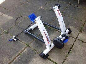TACX cycleforce Sirius soft gel trainer