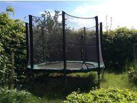 used 10ft PT trampoline