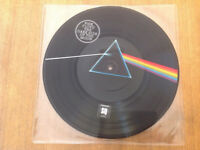 Pink Floyd Picture Disc £35 Dark Side Of The Moon