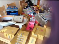 Large selection of kids toys, cars, star wars, nerf