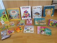 Mixed lot of baby & toddler things
