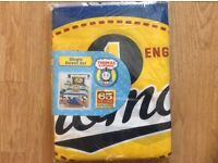Brand new Thomas the tank duvet cover set