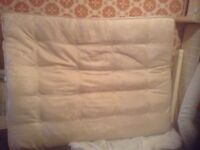 Bespoke King size mattress,comfort personifed,£70.00