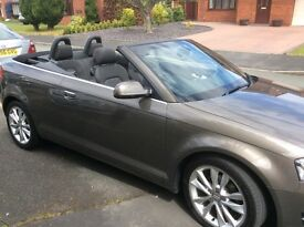 Immaculate Convertible with FSH and 12 Mnth MOT by Audi