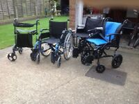 Mobility wheelchairs