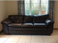 Large 3 seater sofa