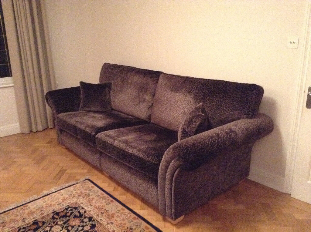 Luxury Bespoke Sofa Labyrinth Charolite Free Delivery See Description