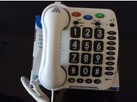 Geemarc CL multifunction telephone. Perfect condition.