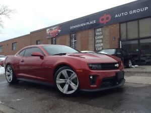 2014 Chevrolet Camaro ZL1 SUPERCHARGED | NAVIGATION | REVERSE CA