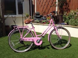 Ladies Viking Belgravia bicycle