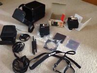 Camera Accessories- old but in good condition
