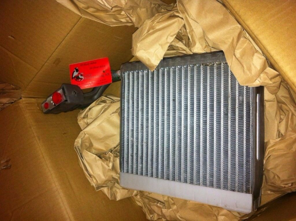 Left hand drive evaporator condenser Ac Honda accord VIII 2003 - 2008 LHD conversion part