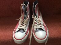Brand new converse trainers size 5