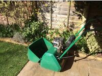 Qualcast petrol lawn mower (needs attention)