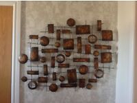 Contemporary Metal Wall Art