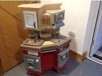 Little Tikes super chef play kitchen