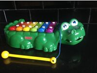 Children's/toddler Little Tikes musical instrument Xylophone