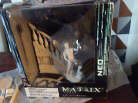 Matrix neo figure