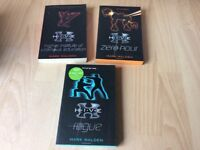 3 x Hive Books by Mark Walden