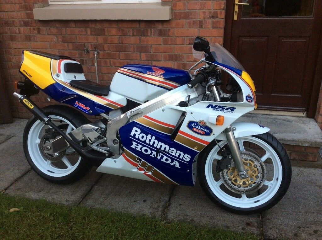 honda nsr 250 mc21 in rothmans colours in ballymena county antrim gumtree. Black Bedroom Furniture Sets. Home Design Ideas
