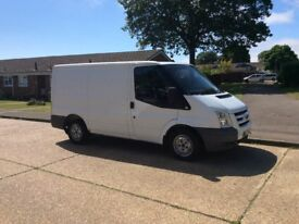 2007 FORD TRANSIT 110 T260S , FULL ELECTRICS, AIR CON, 1 YEARS MOT. 1 FORMER KEEPER