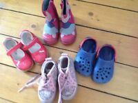 selection of Girls Shoes