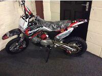 Demonx dxr2 125cc pit bike (BRAND NEW)