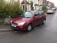 Beautiful runner with low mileage