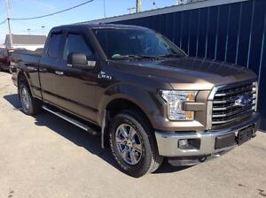 2015 Ford F-150 4x4 - Supercab XLT - 163 WB Low KM One Owner!