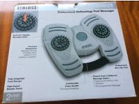 Homedics reflexology foot massager in excellent condition