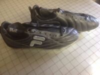 Football boots size 10.5