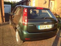 Ford Fiesta Ghia 1.4 Petrol, manual, ONLY 27800 MLS. From new