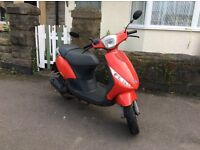 Piaggio Zip, Reliable and well kept moped.