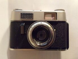 Vintage Voigtlander Vitoret D 2.8/5 camera