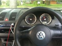 Volkswagen polo 1L spot on!