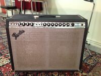 Fender twin reverb amp 1979
